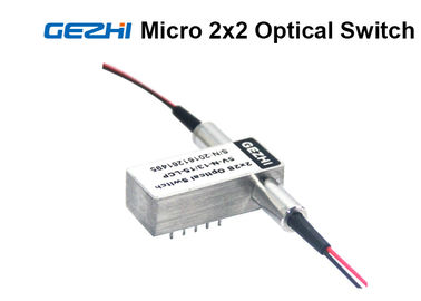 Trung Quốc 2x2 Mechanical Automatic Optical Switch Module Passive Component nhà máy sản xuất