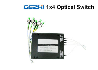 Trung Quốc 1x4 Opto Mechanical Optical Fiber Switch Module For OXC System Monitoring nhà máy sản xuất