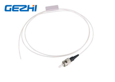 Trung Quốc ST UPC SM SX Fiber Optic Pigtail Single Mode Simplex White Cable for FTTB nhà phân phối